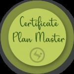 Master certificate